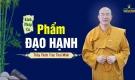 Phẩm Đạo hạnh, kinh Pháp Cú - Thầy Thích Trúc Thái Minh giảng