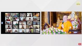 Ra mắt 5 đạo tràng Phật tử xa xứ chùa Ba Vàng đang hoạt động trên 20 quốc gia và vùng lãnh thổ