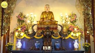 Tìm hiểu về Tổ Sư chùa Ba Vàng (Bảo Quang Tự) - Thiền Sư Ma Ha Sa Môn Tuệ Bích Phổ Giác